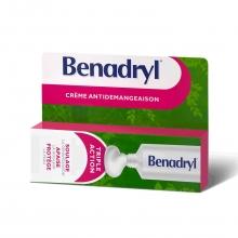 Crème BENADRYL® Démangeaison